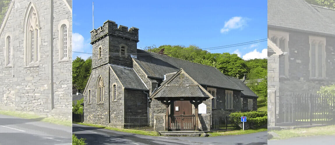 All Saints Church, Satterthwaite. All Saints Church, Satterthwaite